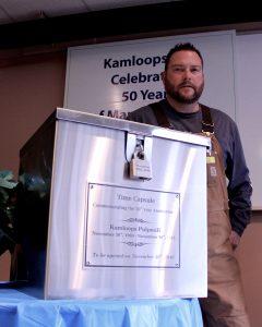 Domtar Kamloops Pulp Mill Anniversary