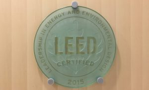 Domtars Sustainability Certifications Portfolio LEED certification