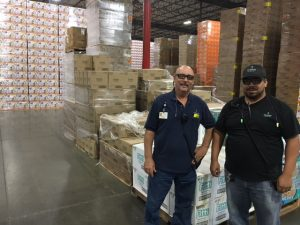 Domtar donates diapers to hurricane relief efforts
