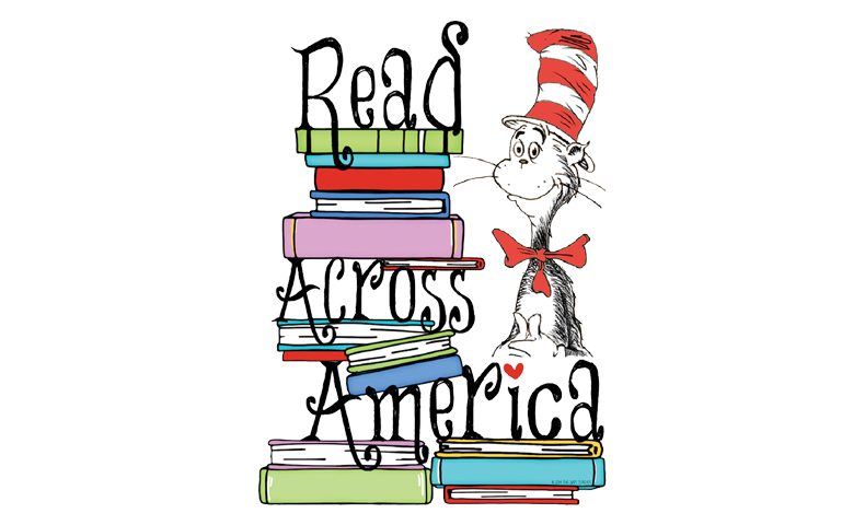 Image result for read across america clipart