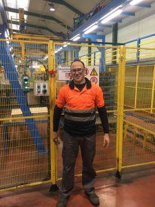 Juan Jose Nombela Safety Journey