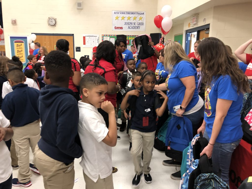 Office Depot Start Proud - school supply program students