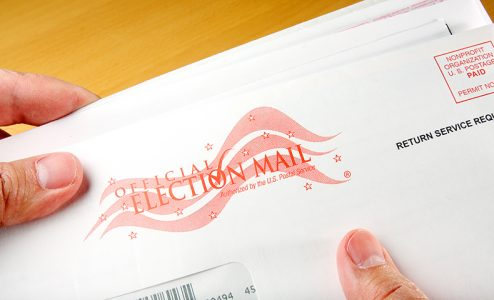 Pandemic Spurs Increased Demand for Mail-In Ballots